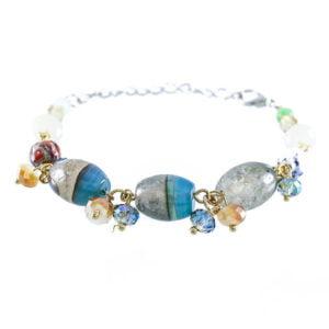 دستبند زنانه مدل سوزان _ کد : ۲۰۰۰۲۳