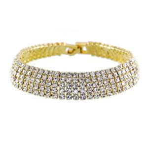 دستبند زنانه مدل لیندا _ کد : ۲۰۰۰۲۶