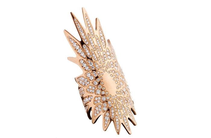 زاها حدید در دنیای جواهرات