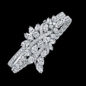 دستبند های الماس هری وینستون