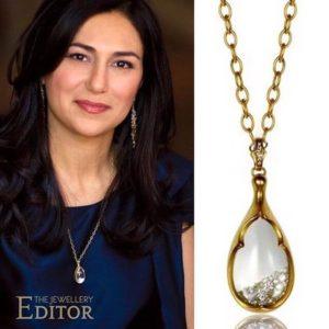طراح ایرانی جواهرات سریال بازی تاج و تخت