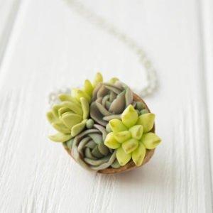 جواهراتی از جنس گیاهان