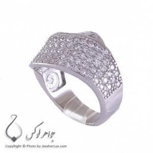 انگشتر نقره زنانه میکرو _ کد : 100184