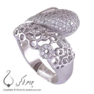 انگشتر نقره زنانه میکرو _ کد : 100186