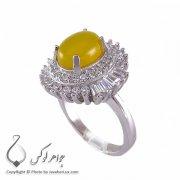 انگشتر شرف الشمس زنانه _ کد : 100183
