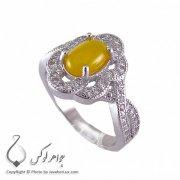 انگشتر زنانه شرف الشمس مدل سدنا _ کد : ۱۰۰۱۹۴