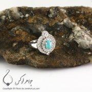 Womens-silver-ring-turquoise-Neyshabouri-code-100334-4