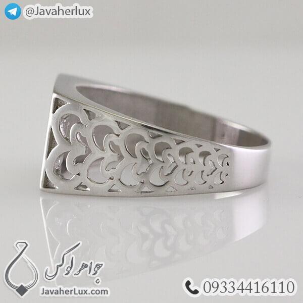 Mens-silver-ring-black-agate-code-100336-1