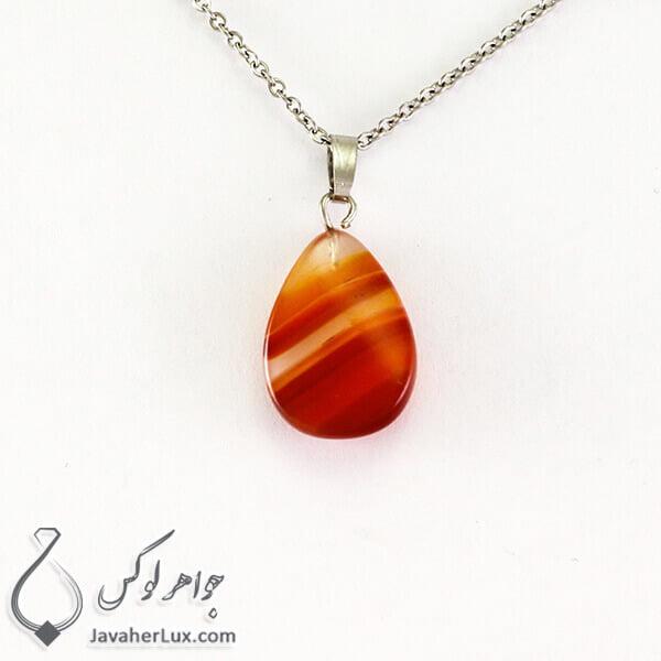 carnelian-Agate-stone-pendant-code-400173-2