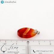 carnelian-Agate-stone-pendant-code-400173-3