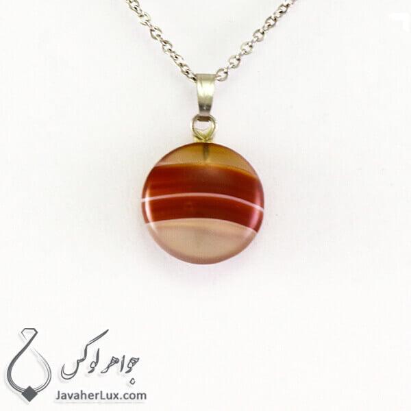 carnelian-Agate-stone-pendant-code-400174-2