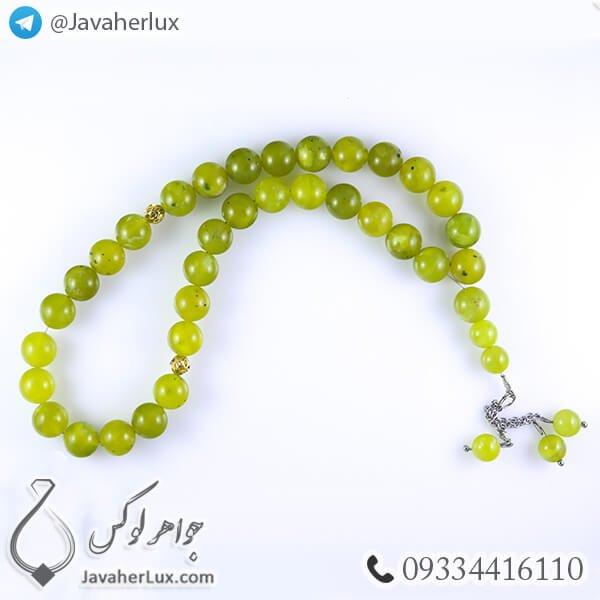 Jade-stone-rosary-33-beads-code-500054-2