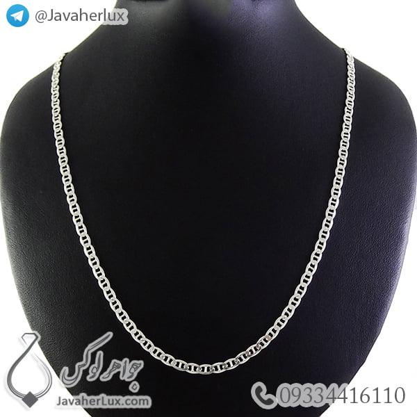 Mens-silver-chains-Italian-code-100393-2