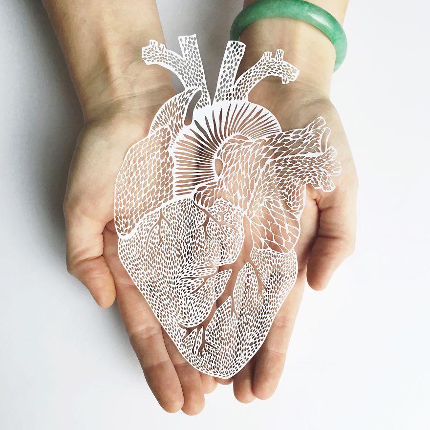 هنر کاغذی - جواهر لوکس