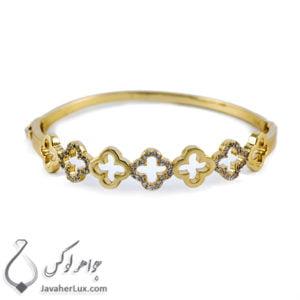 دستبند زنانه مدل ون کلیف _ کد : 200267