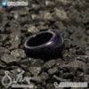 انگشتر سنگ دلربا آبی _ کد : 400327