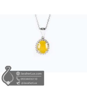 گردنبند نقره زنانه شرف الشمس زنانه _ کد : 100513