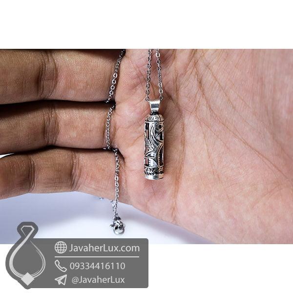 گردنبند نقره دعای جوشن کبیر _ کد : 100515