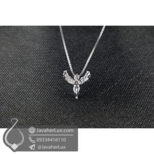 گردنبند نقره فرشته _ کد : 100530