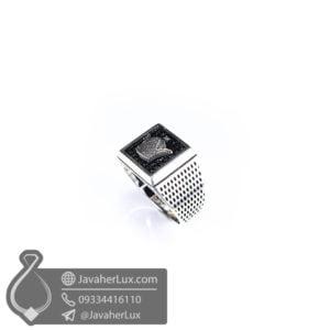 انگشتر اسپرت نقره تاج پادشاهی _ کد : 100539