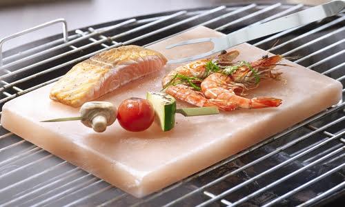استفاده از نمک هیمالیا برای آشپزی