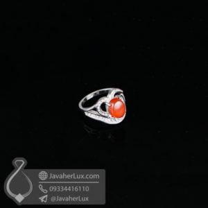 انگشتر زنانه عقیق یمنی _ کد : 100577