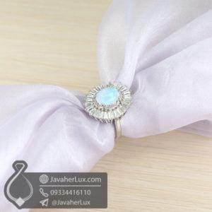 انگشتر زنانه اوپال _ کد : 100592
