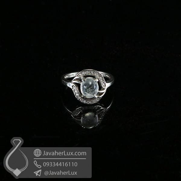 انگشتر نقره زنانه درنجف _ کد : 100658