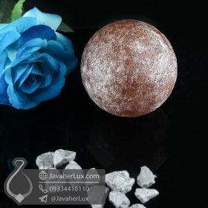 صابون سنگ نمک جیگری تراش گوی _ کد : 400612