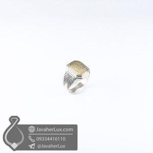 انگشتر نقره خاتم سلیمان _ کد : 100607