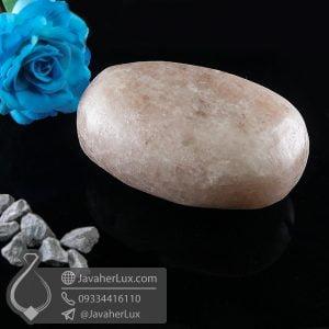 صابون سنگ نمک هالیت جگری _ کد : 400645