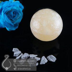 صابون سنگ نمک هالیت تراش گوی _ کد : 400629