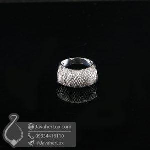 انگشتر نقره زنانه فانتزی _ کد : 100721
