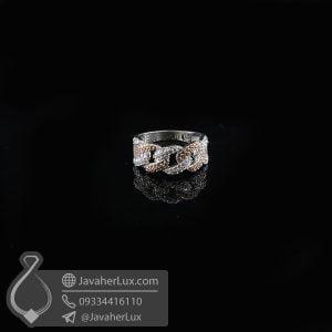 انگشتر نقره زنانه _ کد : 100723